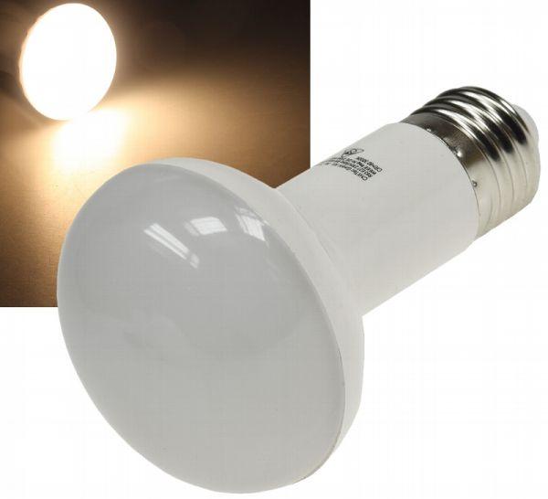 LED Strahler E27, 9W, 760lm warmweiß
